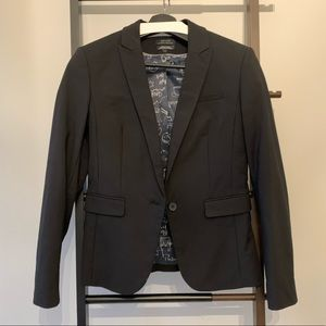 RW&Co Modern Chic Blazer in Black